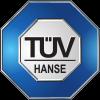 TÜV Hanse Logo